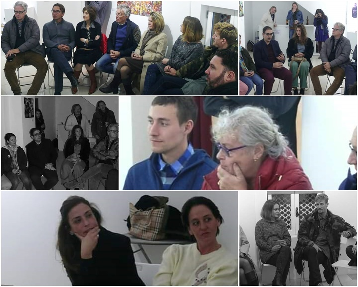 Arthall opens its doors for a talk with the artists behind latest exhibition