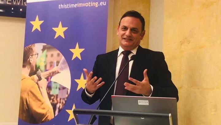 MEP David Casa elected European Parliament Quaestor