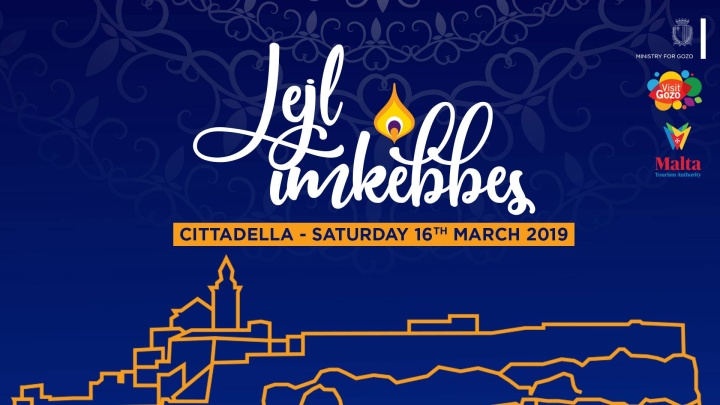 Lejl Imkebbes - Enjoy an evening festival of lights at the Cittadella
