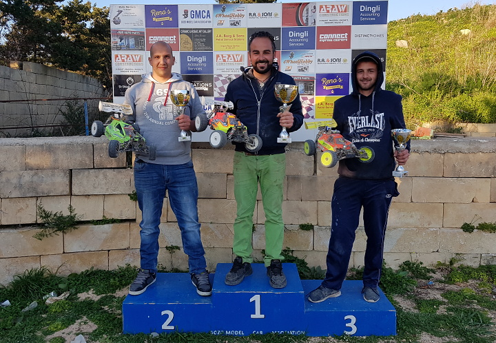 Gozo Model Car Association Championship 5th Round held on Saturday