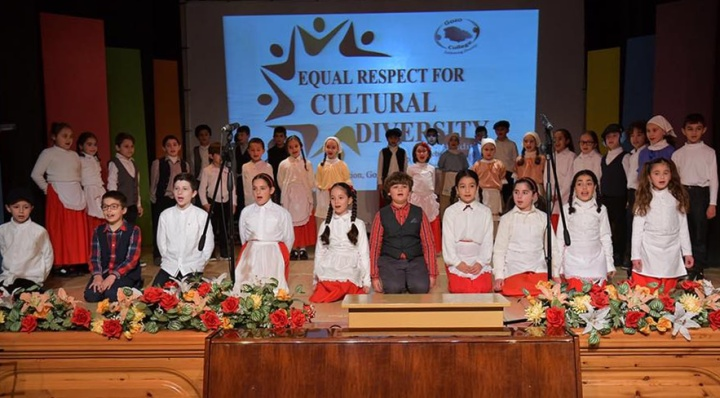 Gozo College students promote Equal Respect for Cultural Diversity