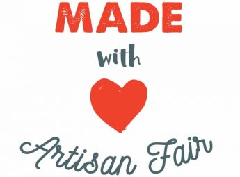 Made with Love - Artisan Fair at the Villa Rundle for Valentine's