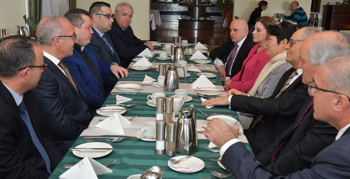 Discussions held on potential for foreign investment in Gozo businesses