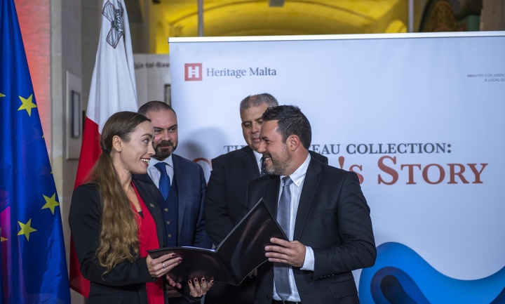Exhibits from Captain Jacques Cousteau Collection to come to Malta