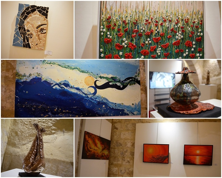 Visit an exhibition for Valentine's - Love from a Woman's Eye