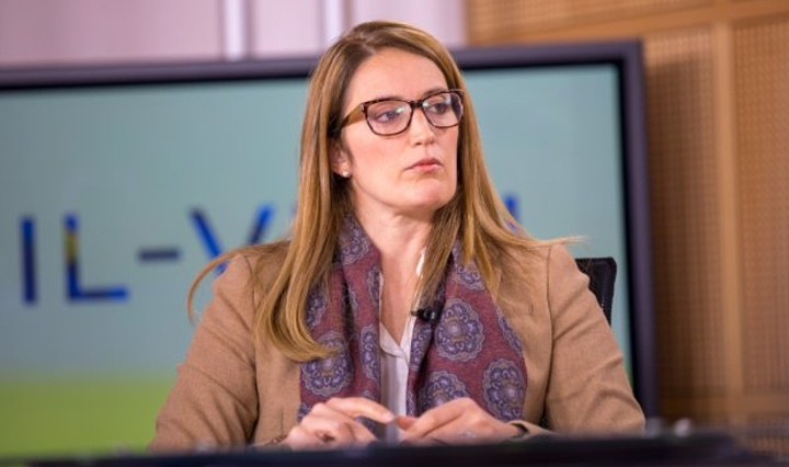 """Gender identity is not a mental disorder,"" says MEP Roberta Metsola"