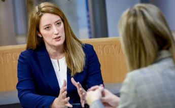 Metsola starts negotiations with governments on new border law