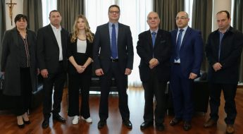 PN Leader Adrian Delia wishes every success to Michela Pace