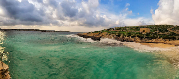 Storm damage to water seabed pipeline won't affect Gozo consumers