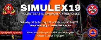 Volunteers in Emergency Response - rescue simulation next weekend