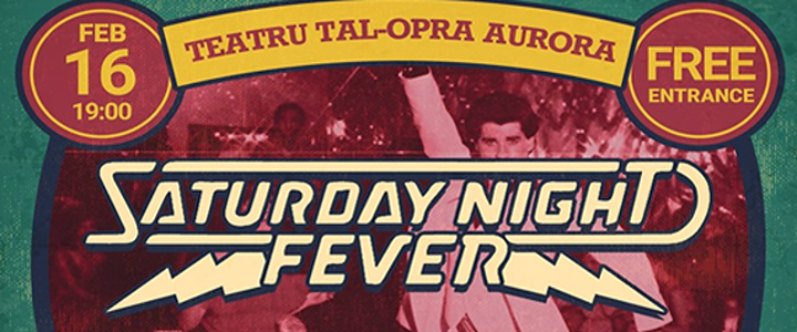 Get ready for disco with Saturday Night Fever at the Aurora in Gozo