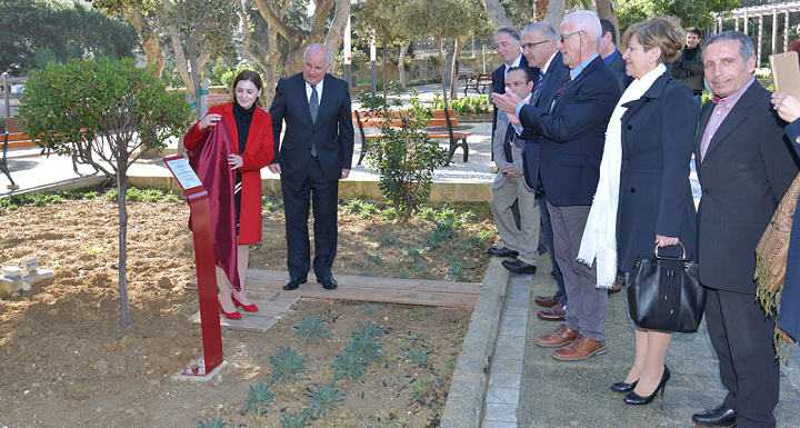 20 years of Gozo Tourism Association marked by tree planting ceremony