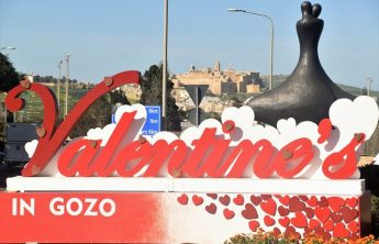 Celebrate Valentine's in Gozo with a special concert next Saturday