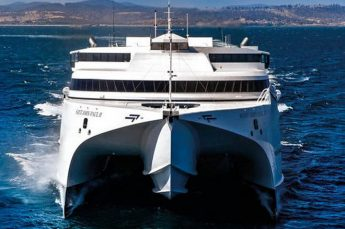 Catamaran Saint John Paul II arrives in Malta - Open day next month