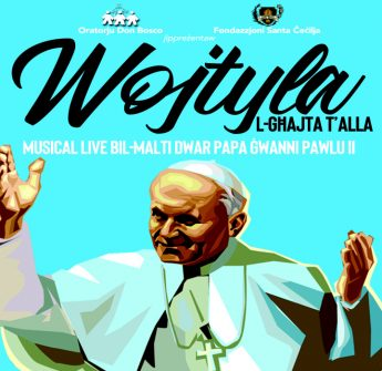 Wojtyla - God's Clarion Call: Original musical at the Don Bosco Oratory