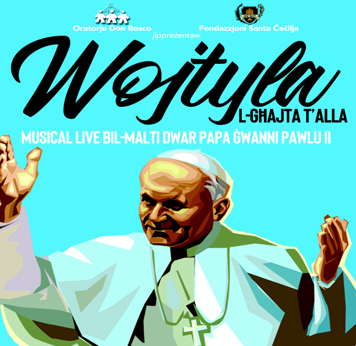 Gozo musical celebrates 40th anniversary of John Paul II becoming Pope