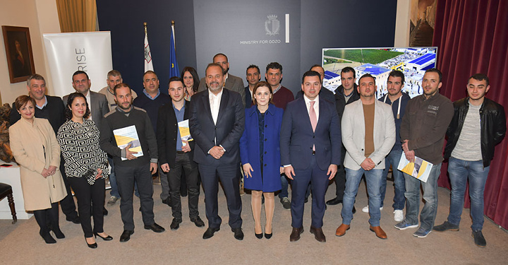 11 new projects approved for the Xewkija Industrial zone in Gozo