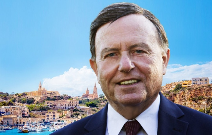 Gozo's challenges and its future in Europe - Alfred Sant conference