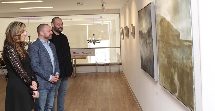 Minister Bonnici reiterates his support for artists during Gozo visit