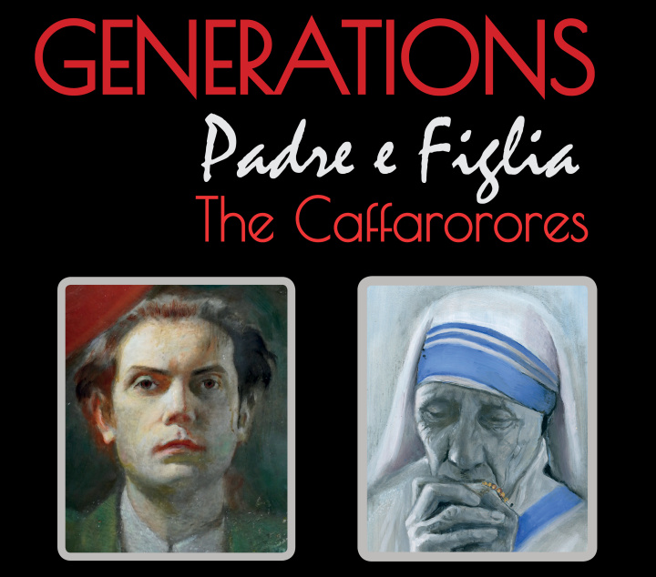 Caffaro Rore Exhibition - Generations at Il-Hagar Museum, Gozo