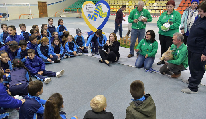 Gozo event to celebrate World Down Syndrome Day 2019