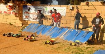 Gozo Model Car Association Championship 6th and 7th round