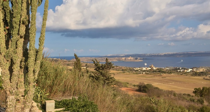 Optimistic and progressive views about Gozo by Lino Debono