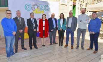 Gozo Alive returns for a second year, with packed 3-day programme