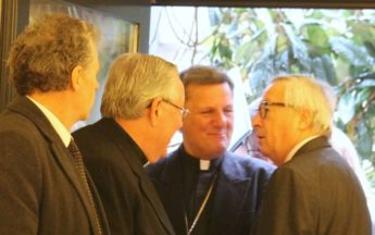 EC President Jean-Claude Juncker in dialogue with EU Bishops