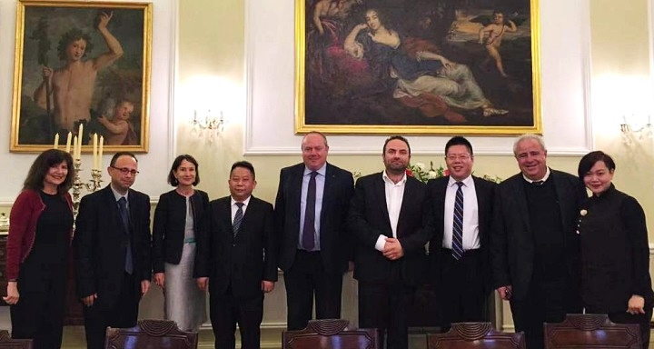 GBC and Gozitan businesses attend Malta-China Business Forum