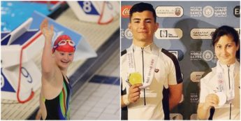 Three Gozitans win gold at Special Olympics World Games in Abu Dhabi
