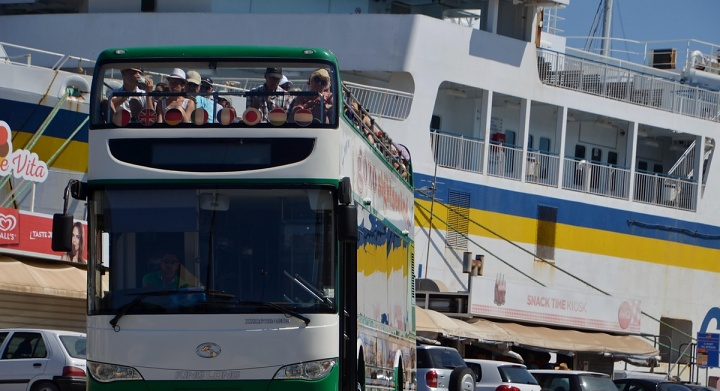 Tourist arrivals to the Maltese Islands up by 2.4% in January