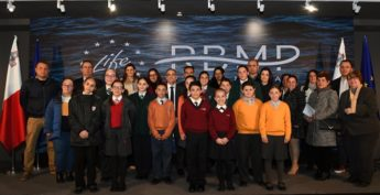 Gozo College Sannat Primary receives funding for water conservation project