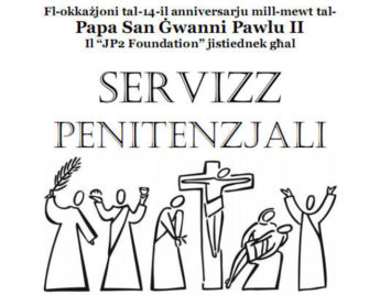 Penitential Service to commemorate anniversary of Saint John Paul II