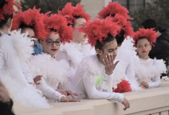 Nadur kick-starts 5 days of Gozo Carnival events with fun and a riot of colour