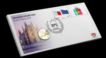 MaltaPost issuing philatelic items to mark stamp exhibition in Italy