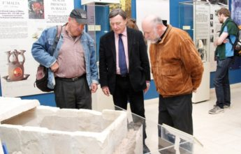 The promotion of Malta's heritage consolidates tourism - Alfred Sant