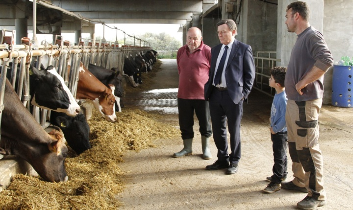 "Gozitan and Maltese livestock farmers ""need Government's full support"""