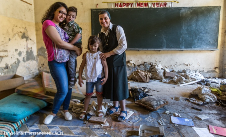 Give a better future to Syrian children in their education this Lent