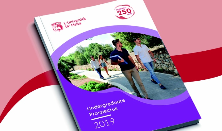 Undergraduate Prospectus 2019 launched by University of Malta