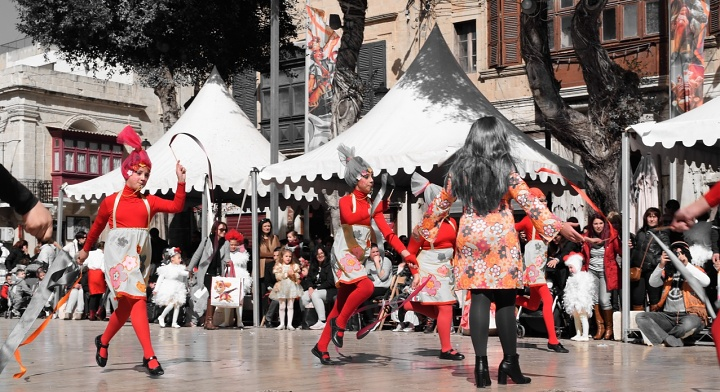 Gozo Carnival weekend events enjoyed by thousands, with more planned today