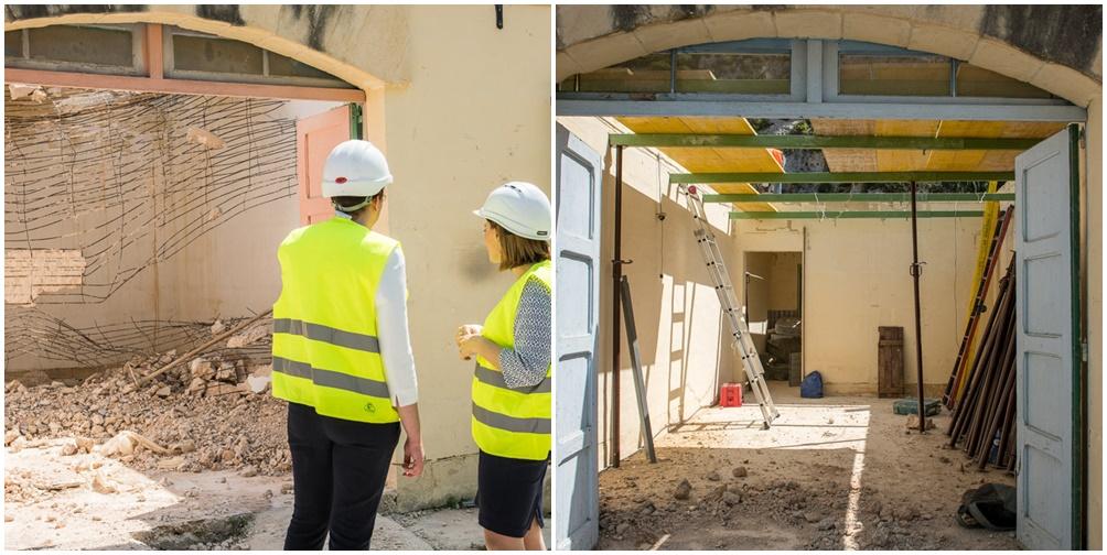 Work gets underway on first phase of the Xlendi masterplan