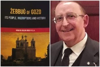Zebbug of Gozo - its people, inscriptions and history - book launch