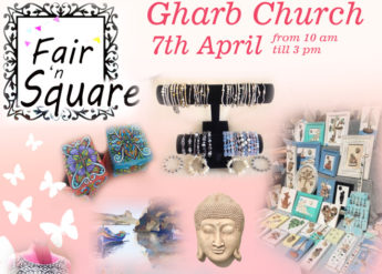 Fair 'n Square - Artisan fair in the main square of Gharb next month