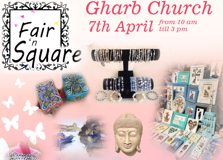 Artisan fair in Gharb - Fair 'n Square this Sunday come rain or shine