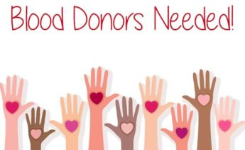 Blood donation session at Xewkija, Gozo this coming Tuesday