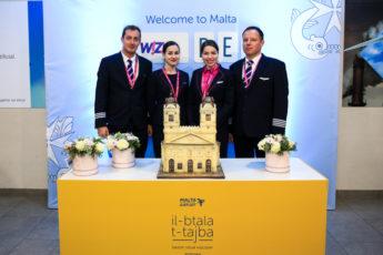 MIA welcomes inaugural flight from Debrecen, new summer destination