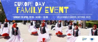 Europe Day in Gozo Family Event and debate with MEP candidates