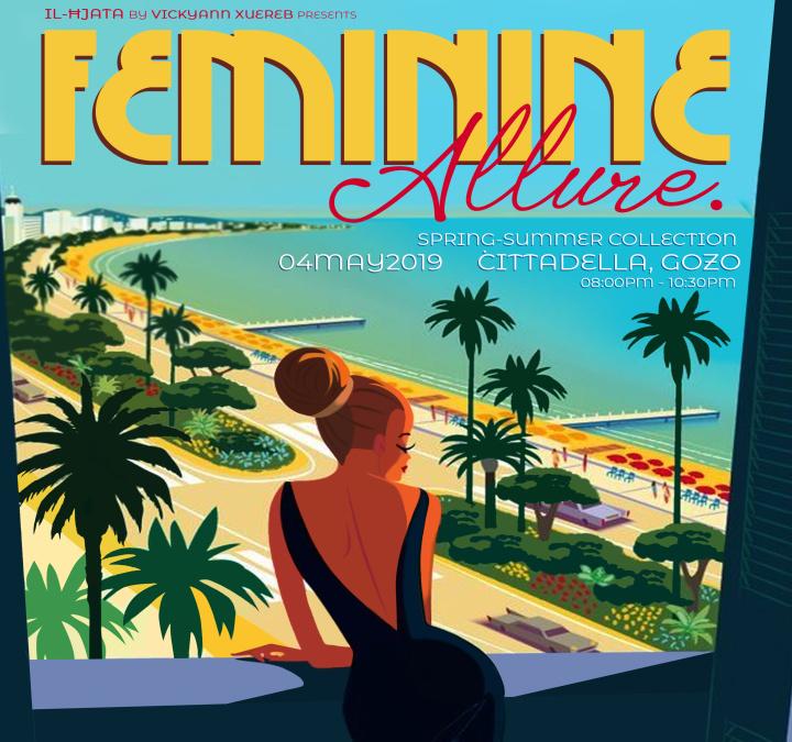Feminine Allure fashion show: Spring/Summer 2019 Haute Couture Collection