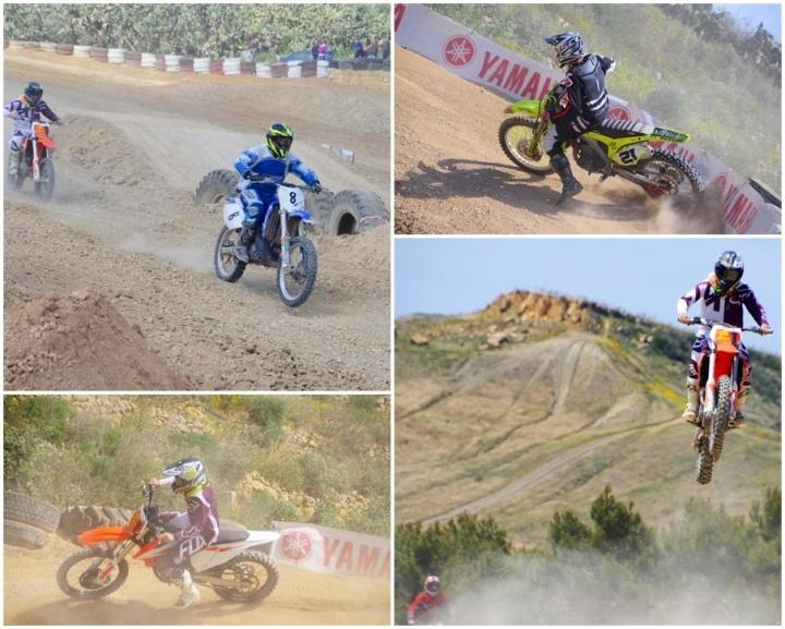Rain cuts short the Gozo Motocross Championship 2019 Semi final
